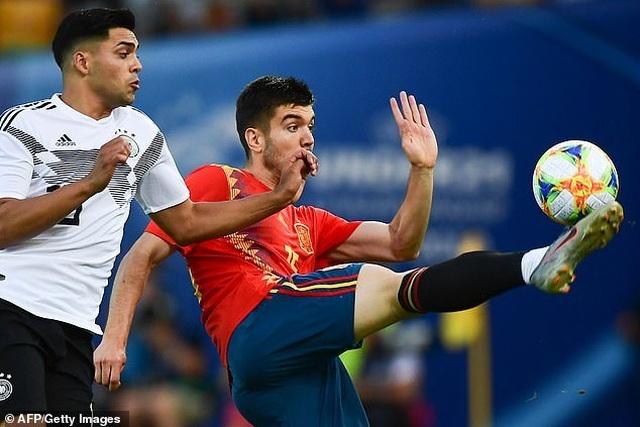 Thắng U21 Đức, U21 Tây Ban Nha lên ngôi vô địch U21 châu Âu - 8