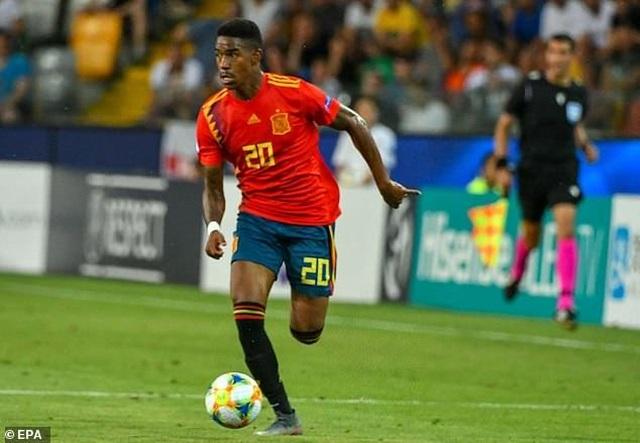 Thắng U21 Đức, U21 Tây Ban Nha lên ngôi vô địch U21 châu Âu - 7