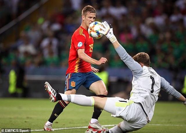 Thắng U21 Đức, U21 Tây Ban Nha lên ngôi vô địch U21 châu Âu - 9