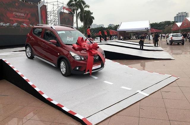 VinFast Fadil chưa được thử nghiệm với tổ chức đánh giá xe mới của ASEAN NCAP - 4