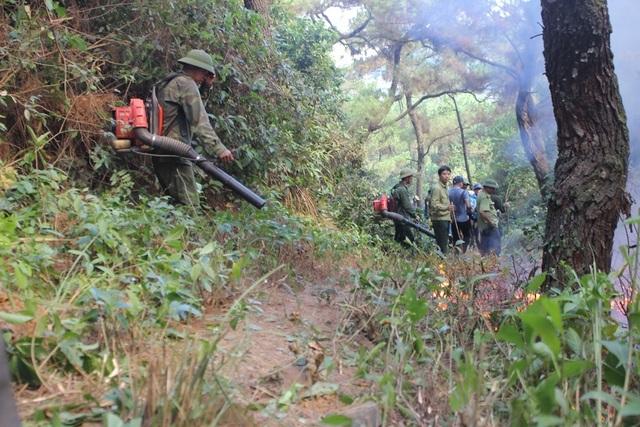 Toàn cảnh hơn 3 ngày đêm cháy rừng tràn lan ở Hà Tĩnh - 7