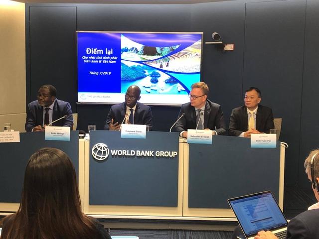 Ngân hàng Thế giới: Dịch tả lợn châu Phi làm tăng trưởng kinh tế của Việt Nam chậm lại - 1