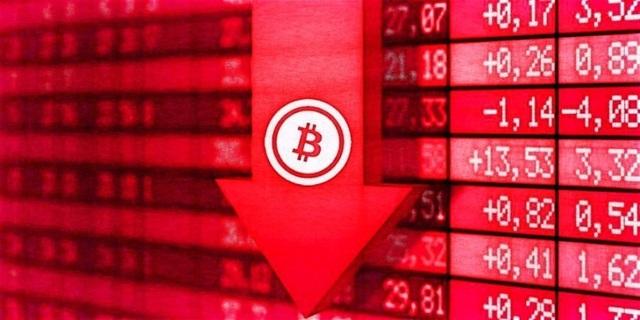Giá Bitcoin rơi tự do ngoài mong đợi - 1