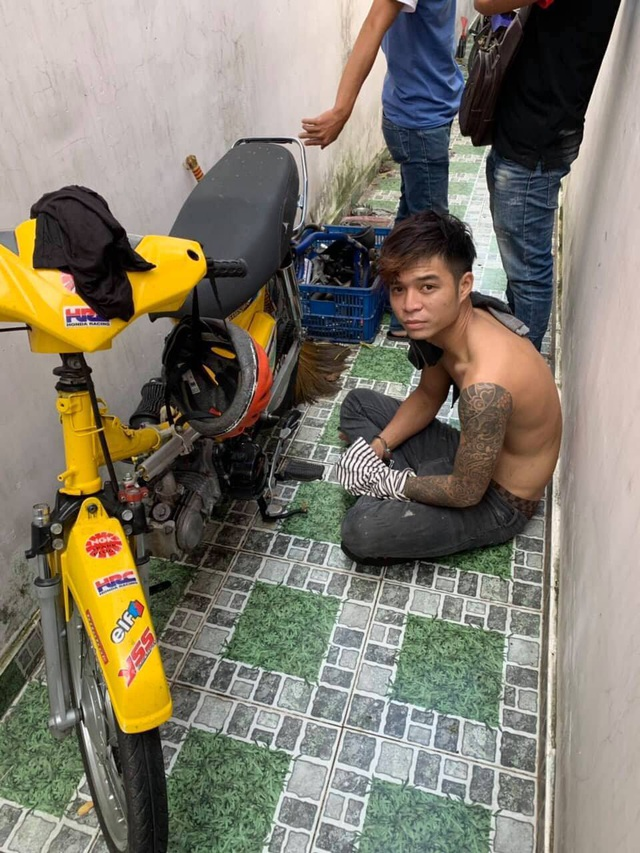 Băng cướp gieo rắc nỗi kinh hoàng cho người dân Sài Gòn