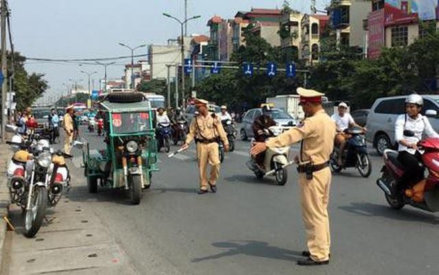4 hình thức để người dân nêu ý kiến về trật tự, an toàn giao thông - 1