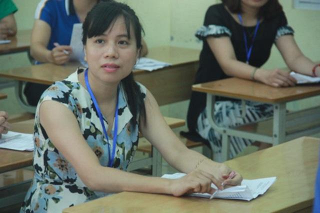 """Hà Nội: Bắt đầu chấm lượng bài thi """"khủng"""" - 4"""