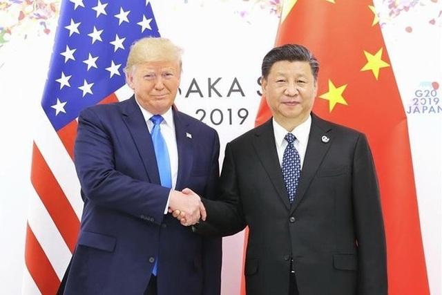 Cuộc gặp Trump - Tập, người thắng kẻ thua - 1