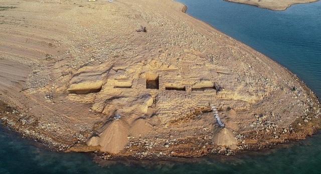 Tìm thấy tàn tích của đế chế cổ đại bí ẩn ở Iraq - 1