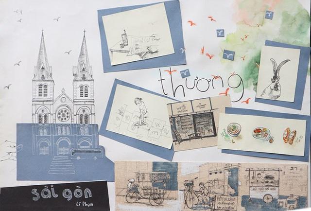 """Dấu ấn """"Sài Gòn xưa – TPHCM nay"""" ở đường sách TPHCM - 3"""