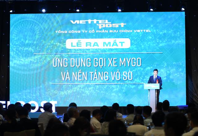 Viettel ra mắt sàn thương mại điện tử Voso.vn và ứng dụng gọi xe Mygo - 1