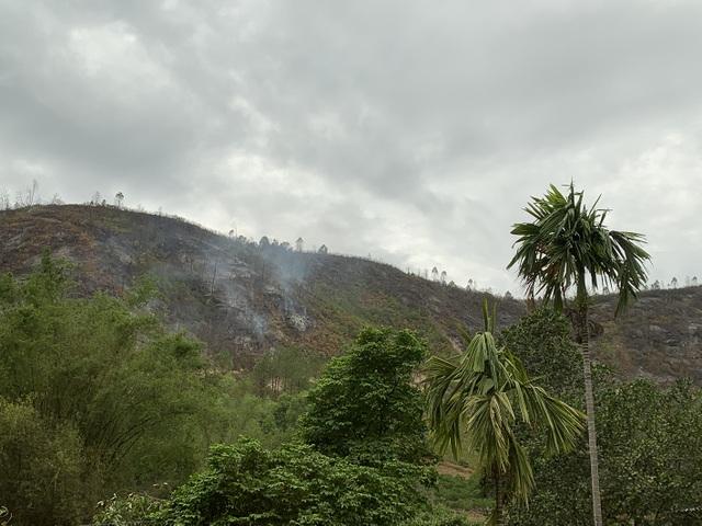 Vì sao không huy động trực thăng dập đám cháy rừng kinh hoàng tại Hà Tĩnh? - 1
