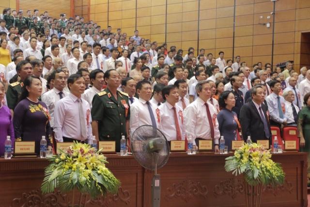 Quảng Bình đón nhận Huân chương Độc lập hạng Nhất dịp kỷ niệm 30 năm tái lập tỉnh - 2