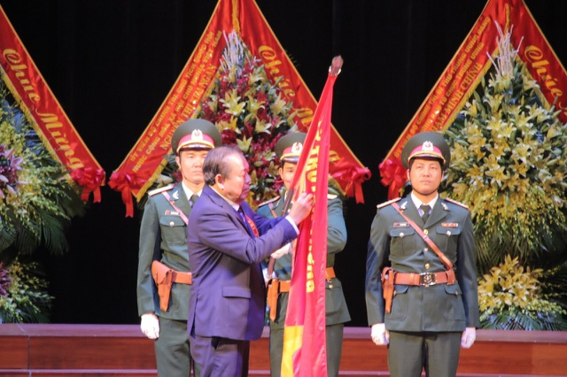 Quảng Bình đón nhận Huân chương Độc lập hạng Nhất dịp kỷ niệm 30 năm tái lập tỉnh - 3