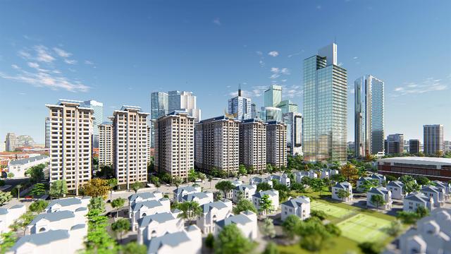 Khu đô thị Thanh Hà Mường Thanh: Không gian sống lý tưởng nhất cho mọi gia đình - 1