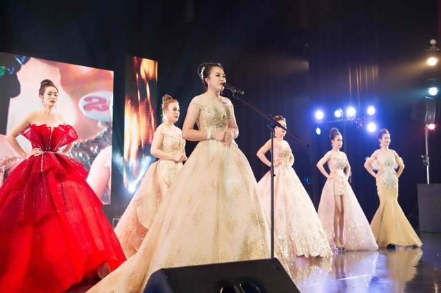 Lan Anh và hành trình đăng quang Á hậu 1 Ms International Bussiness 2019 - 5