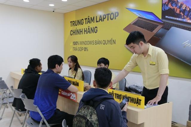 """Cửa hàng mới khai trương này của Thế Giới Di Động là định nghĩa chuẩn xác nhất về """"thế giới laptop"""" - 3"""