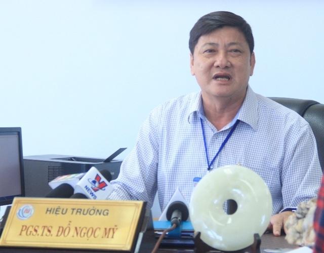 Trường ĐH Quy Nhơn giải thể hàng loạt khoa cho phù hợp nhu cầu mới - 1