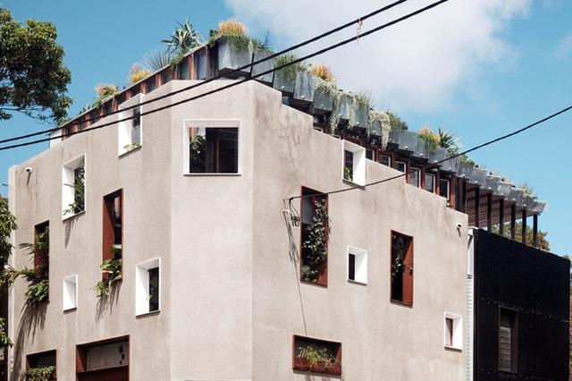 Ngôi nhà nghìn ô cửa sổ nổi danh trên các mặt báo - 3