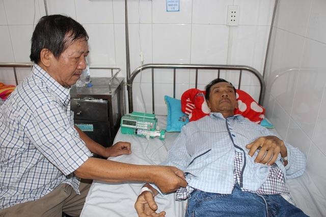 Người đàn ông độc thân nằm chờ chết trên vũng máu - 5