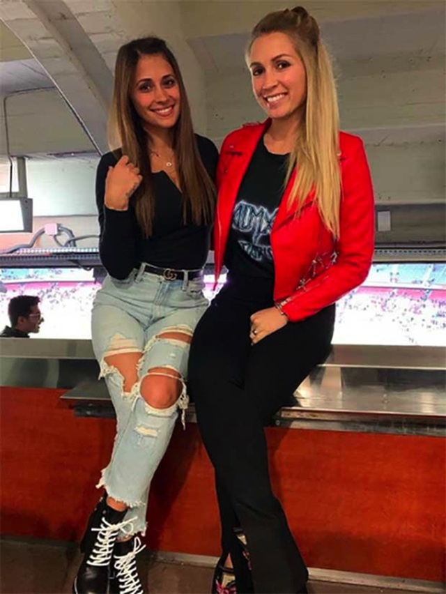 """Những bóng hồng tuyệt sắc """"tiếp lửa"""" cho Copa America 2019 - 6"""