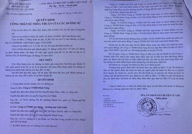 Tạm hoãn xuất cảnh lãnh đạo công ty lừa bán đất trong quy hoạch tại TP.HCM! - 3