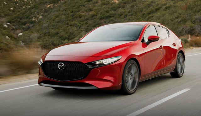 Triệu hồi Mazda3 vì nguy cơ… rơi bánh khi xe đang chạy - 1