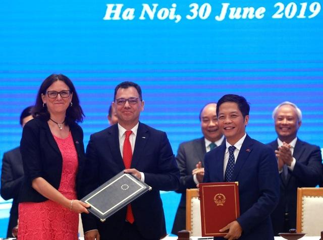 Báo chí quốc tế đồng loạt đưa tin Việt Nam - EU ký hiệp định thương mại tự do - 1
