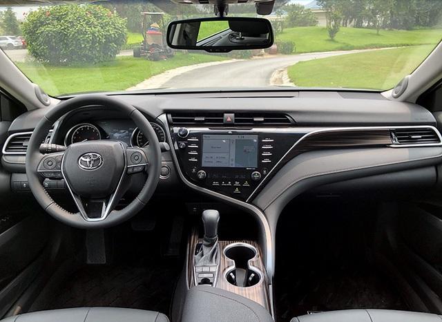 Toyota Camry 2019 – Lột xác hoàn toàn - 3