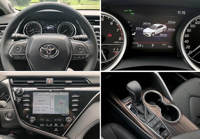 Toyota Camry 2019 – Lột xác hoàn toàn - 4
