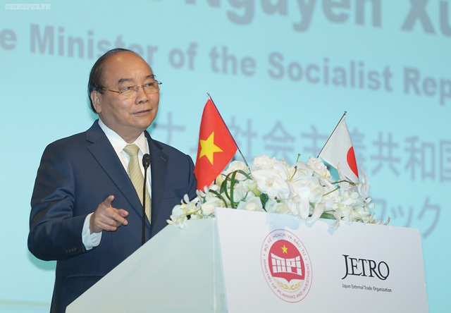 Thủ tướng muốn doanh nghiệp Nhật mở hàng đầu tiên của EVFTA - 1