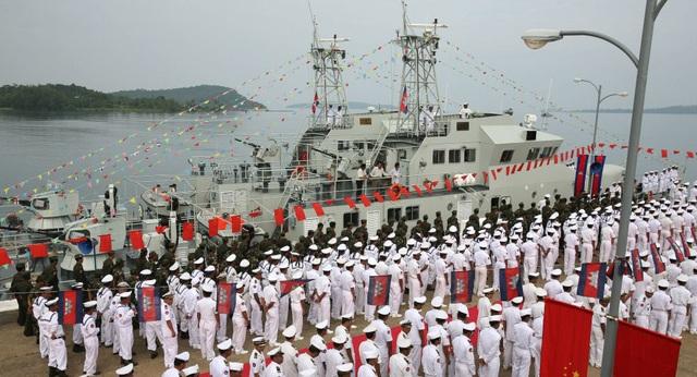 Mỹ gây sức ép với Campuchia vì lo ngại hiện diện quân sự của Trung Quốc - 1