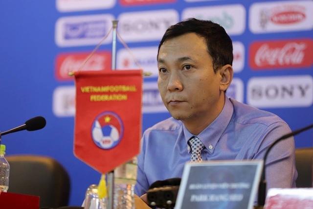 Ông Trần Quốc Tuấn tạm kiêm nhiệm ghế Phó Chủ tịch tài chính VFF - 1
