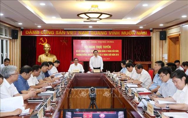 Đã trình Bộ Chính trị xem xét, phê duyệt quy hoạch Ủy viên Ban Chấp hành Trung ương khóa XIII - 2