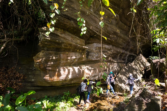 Khám phá hang Dơi ở Quảng Nam