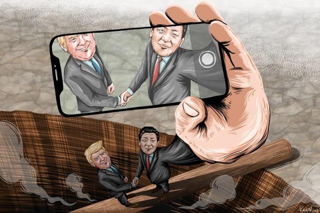 Dù ông Trump và ông Tập bắt tay, sự ngờ vực và tranh chấp vẫn tồn tại trong thương chiến Mỹ-Trung - 1