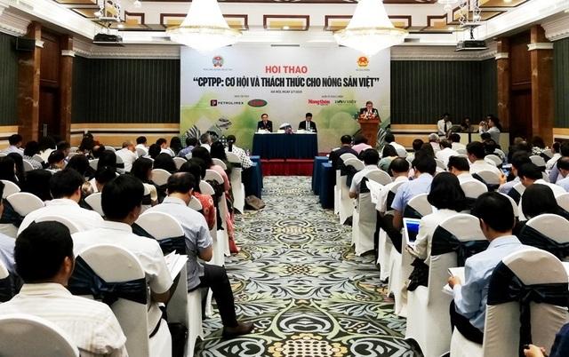 Bộ trưởng Bộ Công Thương: Nông sản Việt dễ tổn thương khi có xáo trộn - 1