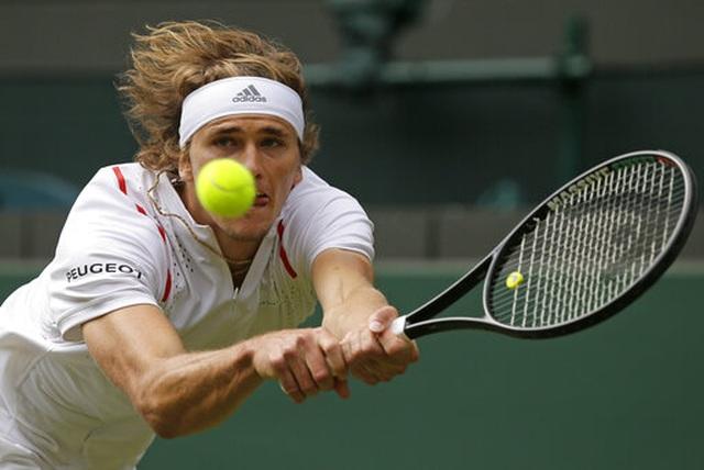 Wimbledon 2019: N.Osaka, A.Zverev sớm trở thành khán giả - 2