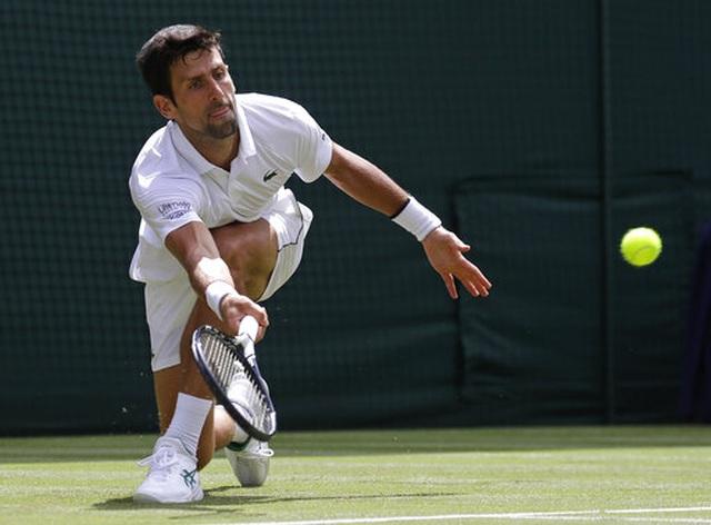 Wimbledon 2019: N.Osaka, A.Zverev sớm trở thành khán giả - 1