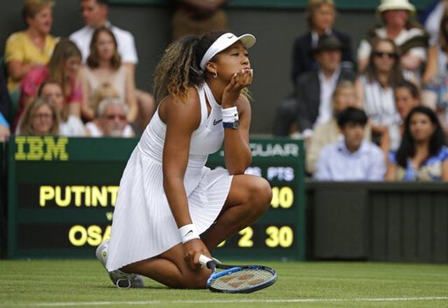 Wimbledon 2019: N.Osaka, A.Zverev sớm trở thành khán giả - 3