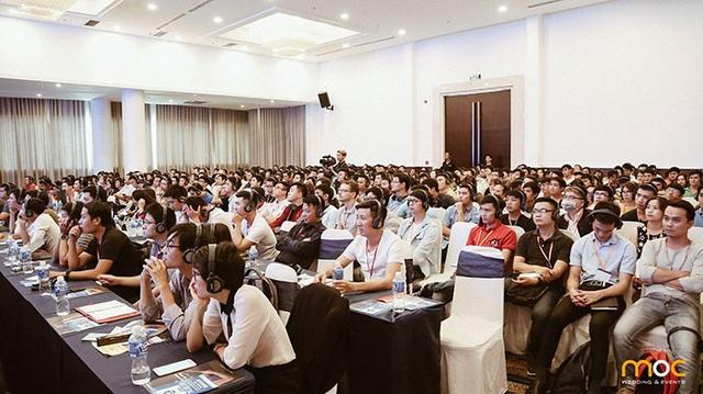 Cập nhật xu hướng và học hỏi kinh nghiệm thực chiến tại Vietnam Digital SEO Summit 2019 - 1