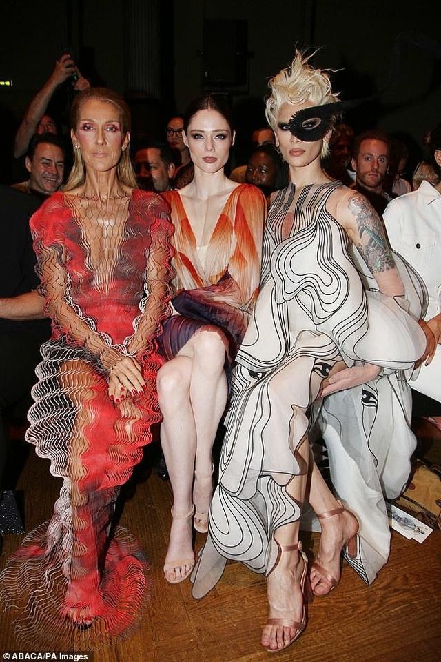 Celine Dion nổi bật tại tuần lễ thời trang Paris - 3