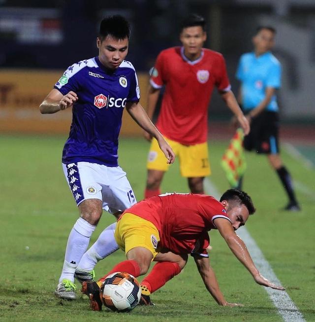 HA Gia Lai và CLB Hà Nội có ưu thế ở tứ kết Cúp Quốc gia - 2