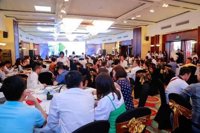 Dự án chuẩn 4 sao giữa trung tâm thành phố Bắc Ninh chính thức ra mắt - 1