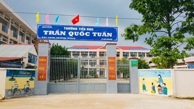 Cashwagon tài trợ xây cổng trường tại Đồng Nai - 1