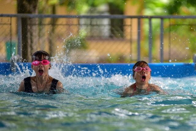 Quảng Ninh: Đưa vào sử dụng 21 bể bơi di động thông minh miễn phí cho trẻ em  - 8