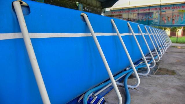 Quảng Ninh: Đưa vào sử dụng 21 bể bơi di động thông minh miễn phí cho trẻ em  - 14
