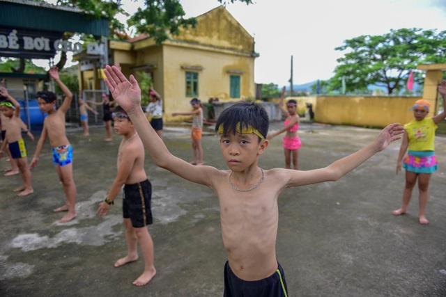 Quảng Ninh: Đưa vào sử dụng 21 bể bơi di động thông minh miễn phí cho trẻ em  - 3