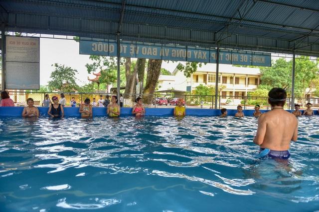 Quảng Ninh: Đưa vào sử dụng 21 bể bơi di động thông minh miễn phí cho trẻ em  - 4