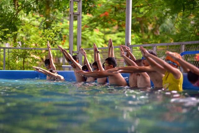 Quảng Ninh: Đưa vào sử dụng 21 bể bơi di động thông minh miễn phí cho trẻ em  - 13