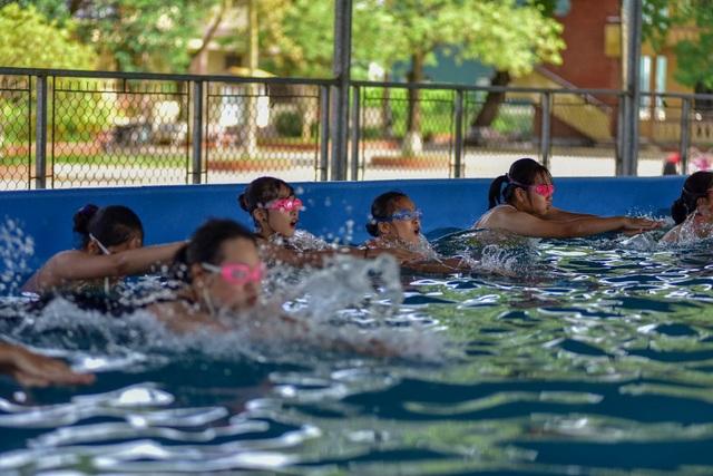 Quảng Ninh: Đưa vào sử dụng 21 bể bơi di động thông minh miễn phí cho trẻ em  - 9